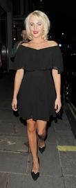 Lydia Rose-Bright Launch celebration of the new clothing...