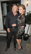 Samantha Faiers Launch celebration of the new clothing...