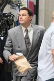 Leonardo Dicaprio and Wall Street