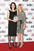 Andrea Calderwood and Edith Bowman