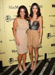 Cathy Schulman and Selena Gomez