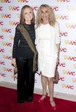 Gloria Steinem and Ann Dexter- Jones