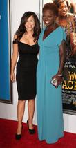 Rosie Perez and Viola Davis