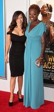 Rosie Perez and Viola Davis