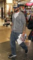 CM Punk WWE Superstars attend a signing session...