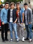 Jamie Hamblett, George Shelley, Josh Cuthbert, Jaymi Hensley, Union J and x factor