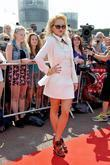 Rita Ora  Auditons for 'The X Factor'...