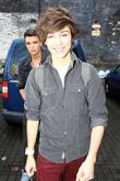 Josh Cuthbert, George Shelley and Union J