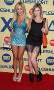 Sasha Reign and Brooklyn Lee