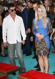 Simon Cowell, Britney Spears and x factor