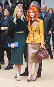 Sienna Miller and Paloma Faith