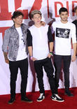 One Direction, Niall Horan and Louis Tomlinson