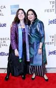 Lydia Pilcer and Mira Nair