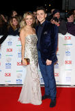 Emma Stephens, Ray Quinn, The National Television Awards