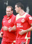 Jacques Kallis and Kevin Pietersen