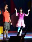 Yvette 'kiki' Gonzalez-nacer and Thomas 'shout' Hobson