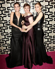Allison Williams, Lena Dunham, Zosia Mamet, Golden Globe