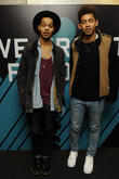 Rizzle Kicks, Jordan 'rizzle' Stephens and Harley 'sylvester' Alexander-sule