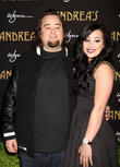 Chumlee and Tanya Hyjazi