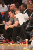 Mark Wahlberg and children