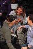 Ron Howard, Queen Latifah, Staples Center