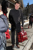 Celebrities are seen out and about during the Sundance Film Festival
