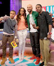 Bow Wow Kimberly 'paigion' Walker, Common and Shorty Da Prince