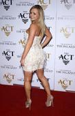 Bree Olson hosts AVN Friday at The Act Las Vegas