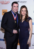 John Travolta And Kelly Preston -...