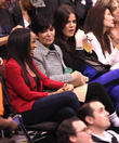 Kris Jenner, Khloe Kardashian, Staples Center