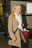 Naomi Watts arrives at Los Angeles International Airport