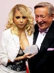 Playboy Model Cathy Schmitz Weds Richard Lugner