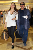 Cheech Marin and Natasha Rubin