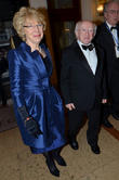 Michael D Higgins and Sabina Coyle