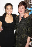 America Ferrera and Julie Crosby