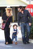 Rachel Zoe, Rodger Berman and Skyler Berman