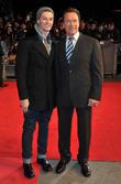 Arnold Schwarzenegger and Patrick Schwarzenegger