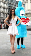 Lacey Banghard Photocall For PETA