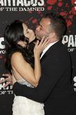 Katrina Law and Nick Tarabay