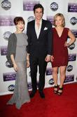 Frances Fisher, David Walton and Julia Stiles