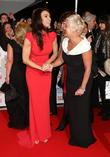 Christine Bleakley and Denise Welch