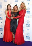 Darcey Bussell, Kimberley Walsh and Tess Daly