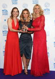 Darcey Bussell, Kimberley Walsh, Tess Daly, National Television Awards