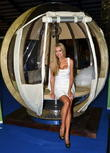 Rosanna Davison Holiday World Show