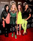 Vanessa Hudgens, Nanette Lapore, Violet Lepore and Shay Mitchell