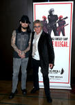 Dave Navarro and Roger Daltrey