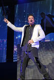 Peter Andre performs