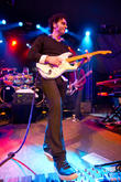 Dweezil Zappa performing at Stubbs BBQ