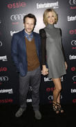 Bodhi Elfman and Jenna Elfman