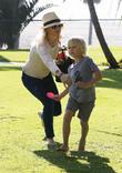 Naomi Watts and son Alexander